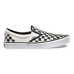 5f85002e882 Slip-On Lite Vans Checkered