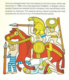 Celtic and Germanic armour 600 AD Viking Battle, Viking Warrior, Gripping Beast, Sutton Hoo, Merovingian, Greek Pattern, Norse Tattoo, Norse Vikings, Viking Art