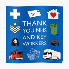 'Thank you key workers' Poster by wonder-webb Consumerism, Easy Crafts For Kids, Appreciation, Finding Yourself, My Arts, Key, Art Prints, Illustration, Artist