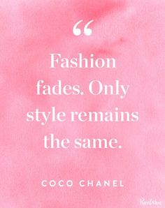 11 Coco Chanel Quotes to Guide You Through Life in Style – fashion quotes style Coco Chanel Mode, Coco Chanel Quotes, Chanel Chanel, Coco Chanel Pictures, Chanel Bags, Chanel Handbags, Carrie Bradshaw, 365 Jar, Pink
