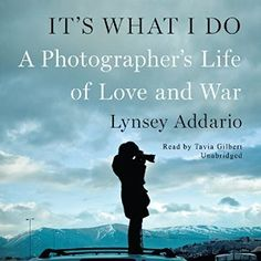 Lynsey Addario (MacArthur Genius Grant winner) is just finding her way as a young photographer when the events of September 11, 2001, change the world. One of the few photojournalists with experience in Afghanistan, she gets the call to return and cover the American invasion. She makes a decision she will often find herself making--not to stay home, not to lead a quiet or predictable life, but to set out across the world, face the chaos of crisis... It's What I Do Audiobook #Audible