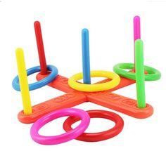 Kinderen Outdoor Fun & speelgoed sport Springen Ring vreugde beentje gooien spel ouder-kind interactie Toys Indoor Speelgoed
