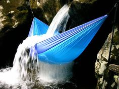 So excited to use my new hammock!!