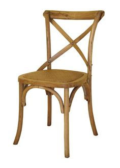 Oakgrove Cross Back Dining Chairs