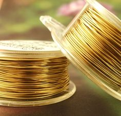 26 gauge rich low brass wire