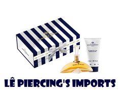 Kit Perfume Marina de Bourbon Princesse Feminino 100ml EDP + Loção Corporal 150ml