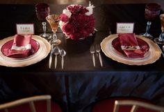 Old Hollywood Wedding Ideas - Lover.ly