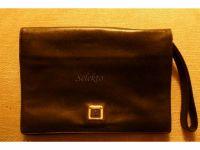 26336b7c3 Artículos de diseño, marcas, lujo y vintage en Moda complementos - Bolso /  cartera Loewe unisex de piel negra