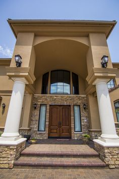 Create a statement with a new front door from Pella Window and Door Company. Be sure to see them at the Fresno Home & Garden Show, March 4,5,6, 2016 at the Fresno Fairgrounds!