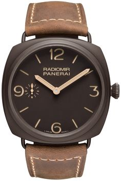 Radiomir Composite 3 Days - 47mm PAM00504 - Collection Radiomir - Officine Panerai Watches