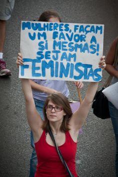 marcha das vadias 2012