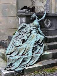 burial monument staglieno cemetery - Google Search