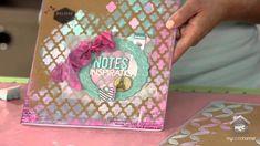Heidi Swapp- Create to Remember: Custom School Notebook