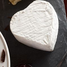 Amour Heart Cheese.   This limited-edition, heart-shaped, soft-ripened goat cheese from northern California's award-winning Cypress Grove Chevre is handmade in small batches and aged to perfection. @Dean & DeLuca