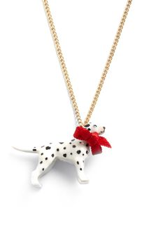 The perfect necklace for this crazy dog lady.