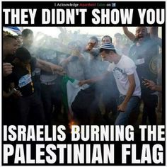 The mainstream media didn't ... they never do ... our media is controlled by the Zionists ... kd