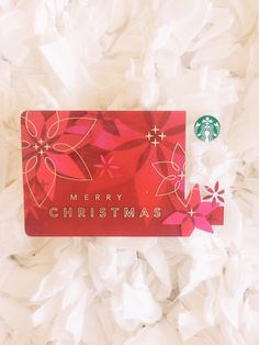 Share the merry. #StarbucksCard