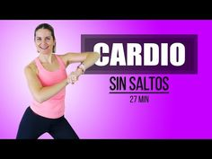 p/cardio-sin-saltos-para-perder-peso-rapido - The world's most private search engine Weight Training Workouts, Gym Workouts, Youtube Cardio, Hiit Workout Routine, Cardio Yoga, Workout Calendar, Dumbbell Workout, High Intensity Interval Training, Yoga Videos