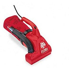 NEW Dirt Devil Ultra Corded Bagged Handheld Vacuum Cleaner Hand Vac Electrical Compatibility (if applicable) - North American (unless otherwise specified), Type - Handheld, Features - Handle Controls Best Steam Cleaner, Handheld Vacuum Cleaner, Vacuum Cleaners, Hand Vacuum, Best Vacuum, Best Canister Vacuum, Dirt Devil Vacuum, Lightweight Vacuum, Recipes