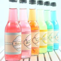 Oh pastel drinks!