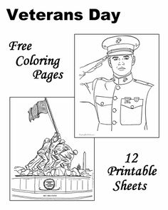 1000 images about veterans day activities on pinterest for Coloring pages veterans day
