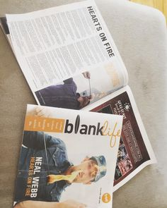 Extra extra read all about it! Grab your copy of @blankgoldcoast magazine and you'll see my mush on the front and my story about the Heart of Fire documentary inside. This should gather the Gold Coast troops for the launch event! We are not only screening the documentary we have Polynesian musicians dancers traditional fireknife dancers @favourite_son_music Dj set and a modern fire show by energy entertainments. Bar is open and there's even food to warm yourself up. Jump on  eventbrite.com…