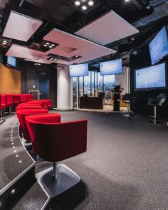 Microsoft Technology Center by UNK project, Moscow – Russia » Retail Design Blog