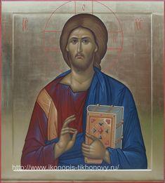 Спас и Богородица Religious Icons, Religious Art, Church Interior, Byzantine Icons, Holy Spirit, Jesus Christ, Spirituality, Pictures, Painting