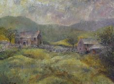 Moorland Cottages by Jeremy Mayes