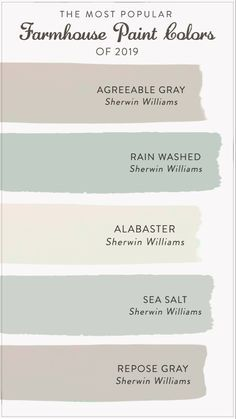 Best Master Bedroom Paint Colors Sherwin Williams Most Popular 40 Ideas Bedroom Paint Colors, Interior Paint Colors, Paint Colors For Home, Most Popular Paint Colors, Kitchen Paint Colors, Living Room Paint Colors, Interior Paint Palettes, Calming Bedroom Colors, Beach Paint Colors