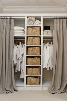 Bedroom Has No Closet - Bedroom Has No Closet, 14 Small Bedroom Storage Ideas How to organize A Bedroom Small Room Bedroom, Closet Bedroom, Small Rooms, Bedroom Ideas, Wardrobe Small Bedroom, Diy Bedroom, Ikea Closet, Trendy Bedroom, Small Closet Space