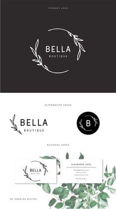 65 popular leaf logo images design logos graph design typography rh pinterest com