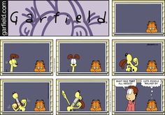 GoComics.com - Your source for the best online comic strips around. - Garfield