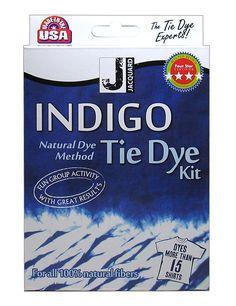 Mini Indigo Dye Kit