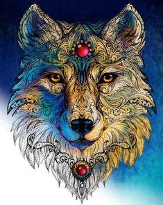 Spirit Animals, Mandalas, & People: Coloring Books for Grownups, Adults Cute Coloring Pages, Coloring Books, Zentangle, Mandala Art, Mandala Design, Pictures To Draw, Spirit Animal, Art Studios, Cat Art