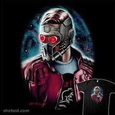 Burt Macklin, Star-Lord. #burtmacklin #comic #comics #dasfrank #film #marvelcomics #mouserat #movie #parksandrecreation #peterquill #scifi #starlord #tvshow