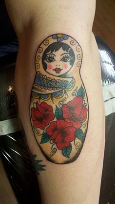 by one of my favorite tattooing ladies, Cara Cable at Black Cat Tattoos