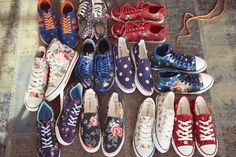 Cath Kidston AW15 - CK Trainers