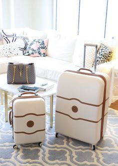 LOVE this luggage set!