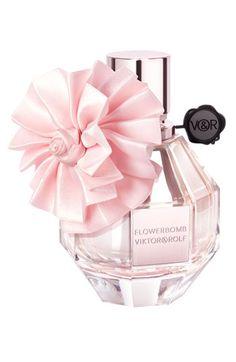 Viktor & Rolf 'Flowerbomb' Couture Eau de Parfum Love perfume? Check out http://www.designyourownperfume.co.uk to design your own unique signature fragrance. #Nordstrom #Wedding #Fragrance