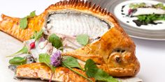 Colin McGurran's showstopping baked bream recipe both looks and tastes amazing