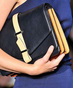 Victoria Beckham Oversized Clutch Collection Style Handbags Australia