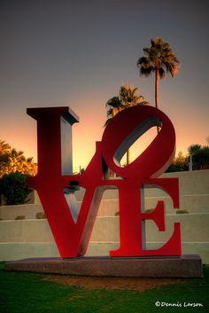 Scottsdale, AZ Civic Center Plaza by Desert Bug, via Flickr
