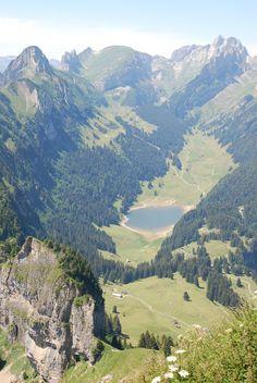 Sämtisersee, Appenzell