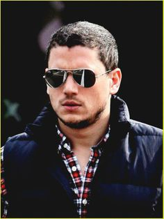 For Wentworth Miller with Love.: Wentworth Miller Does It Again!