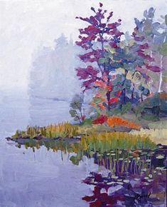 Landscape painting by Stefan Pastuhov Watercolor Landscape, Landscape Art, Landscape Paintings, Landscapes, Painting & Drawing, Watercolor Paintings, Watercolour, Watercolor Artists, Painting Lessons