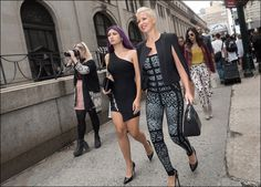 The Urban Vogue: After Herve Leger…NYFW September 2015