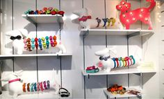 The Pussy & Pooch Pet Lifestyle Center store in Beverly Hills, Calif.  Visit City Lighting Products! https://www.linkedin.com/company/city-lighting-products