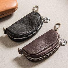 Key Wallet, Phone Wallet, Key Bag, Car Keys, Handmade Leather, Luggage Bags, Wallets, Coin Purse, Inspiration