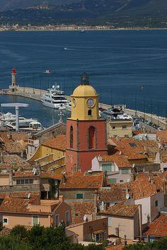 St Tropez, Provence-Alpes-Cote d'Azur, France